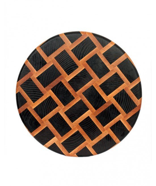 Торцевая доска Weaving (Round)