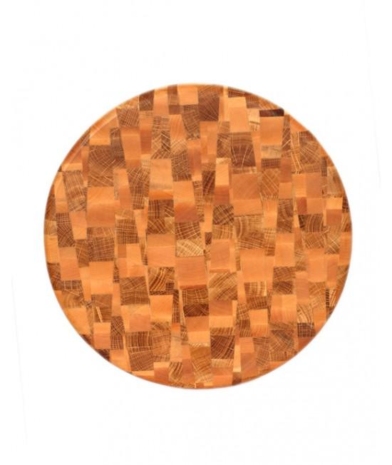 Торцевая доска Mosaic (Round Light)
