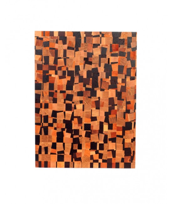 Торцевая доска Мозаика